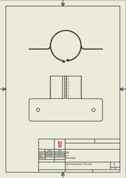 Symbol mit benutzerdefinierten Eigenschaften aus Modellen: Zeichnung
