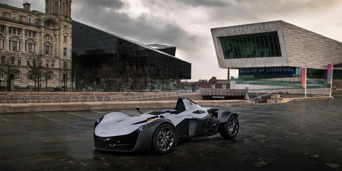 Mit Leichtigkeit Richtung Zukunft: Generatives Design macht den BAC Mono noch schneller
