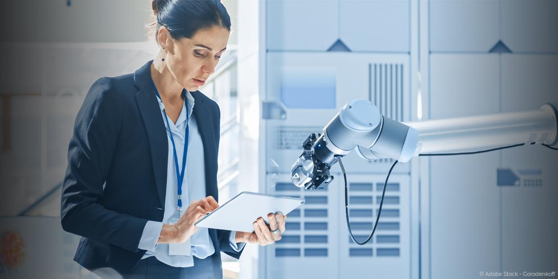 Automatisierung: Grundlage für die nachhaltige Zukunft.