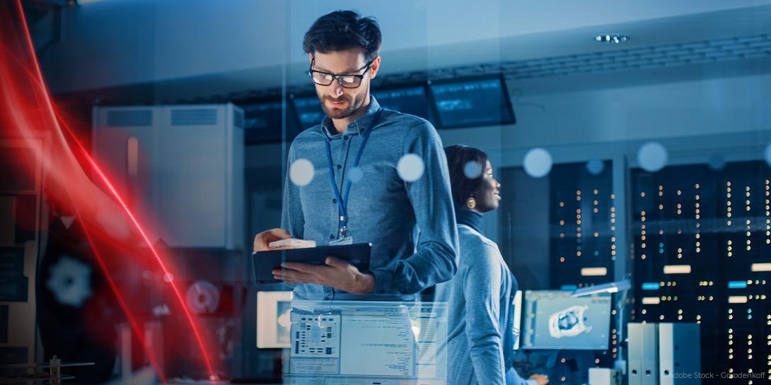Effizientes kollaboratives Arbeiten mit PDM-Systemen.