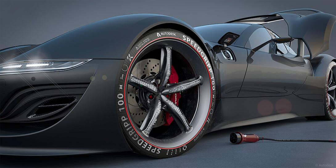 Elektromobilität prägt künftig das Design der Fahrzeuge.
